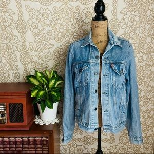 Vintage Levi's trucker jean jacket